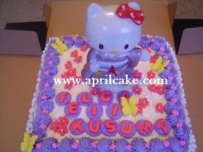 Cake Hello Kity Felicia