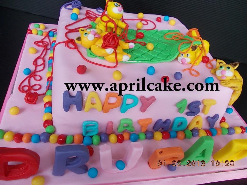 Cat Cake Drupadi