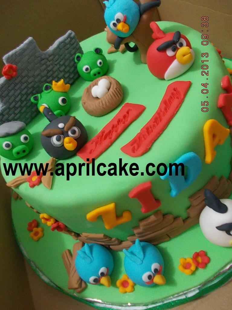 Angry Birds Zidan