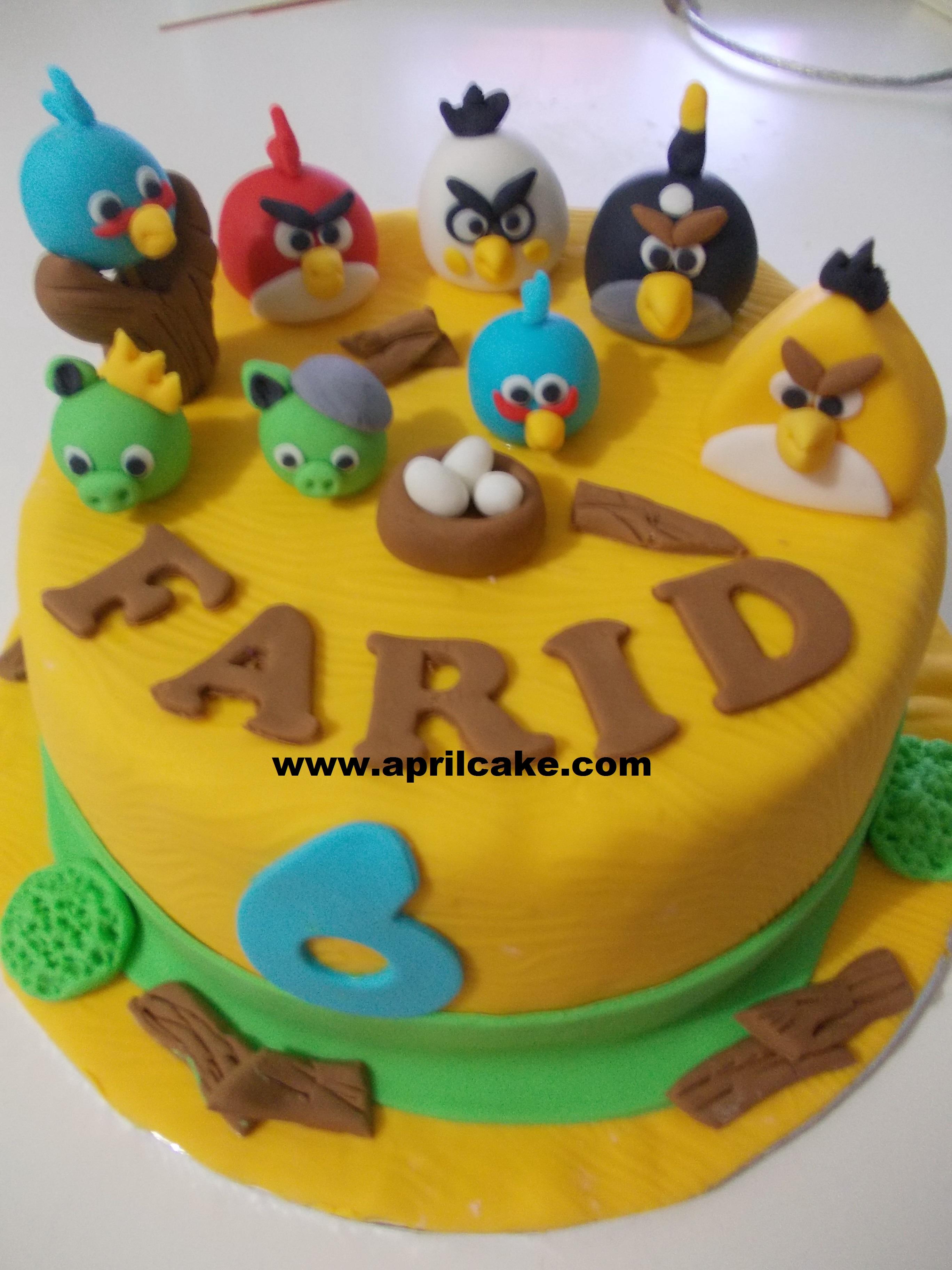 Angry Birds Farid