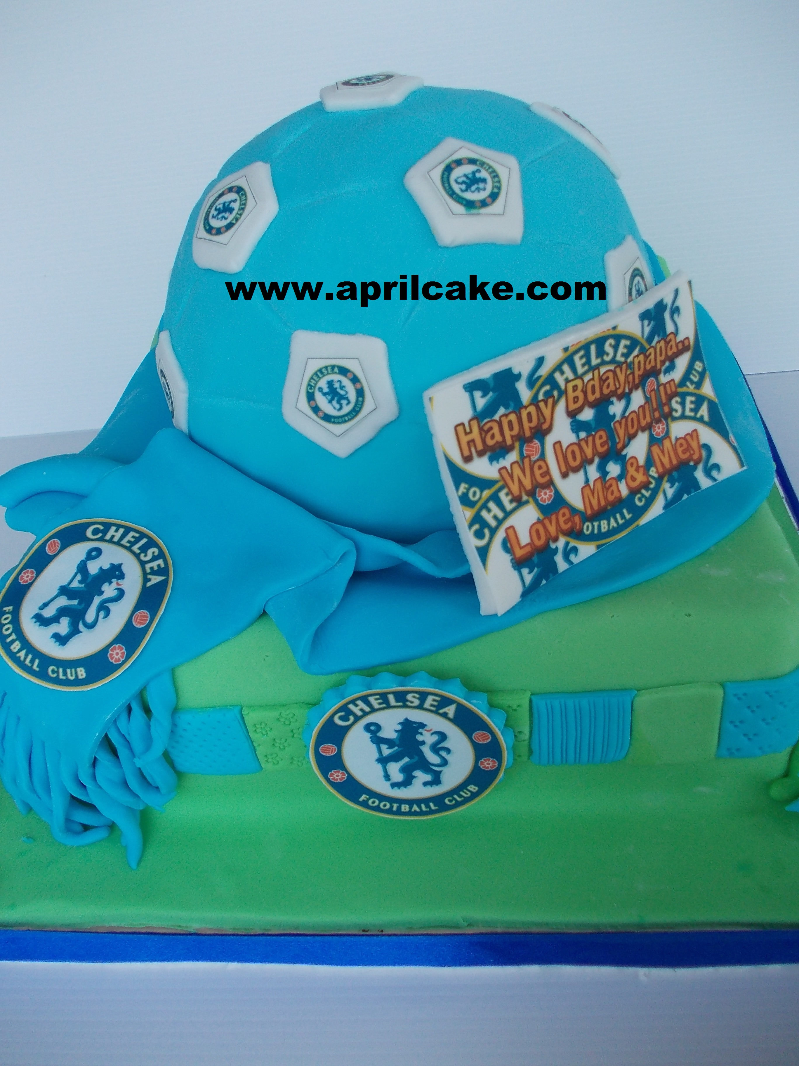Chelsea Cake Shinta