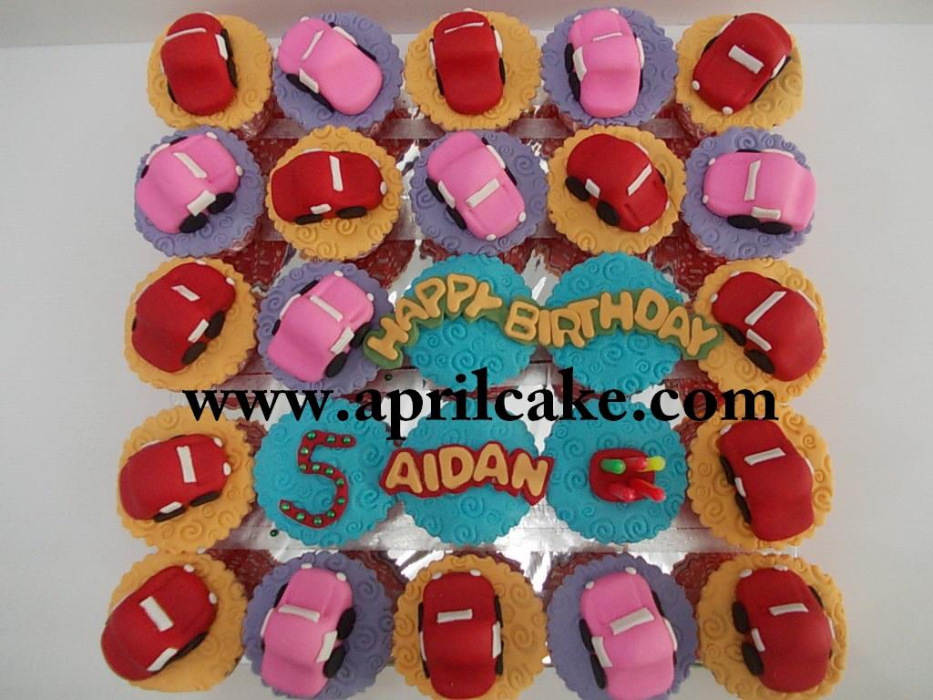 Cupcake Cars Aidan