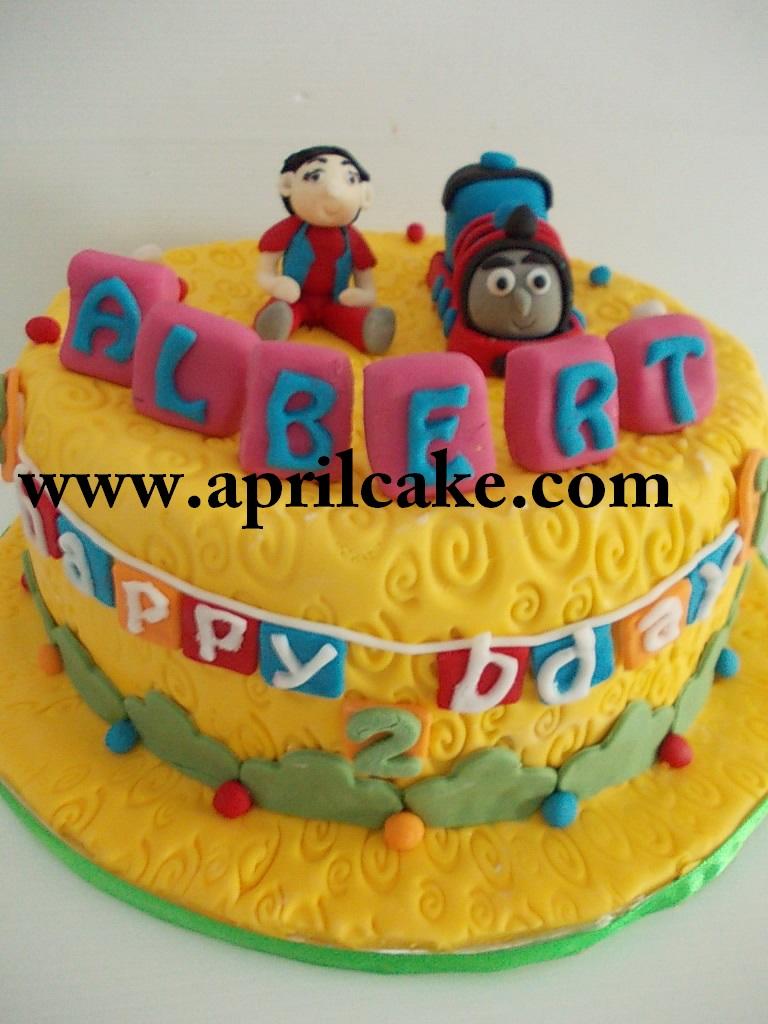 Thomas cake Albert