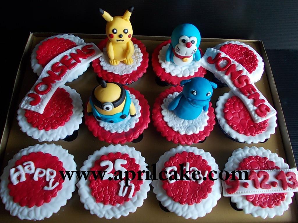 Minion Cupcake Jonsens