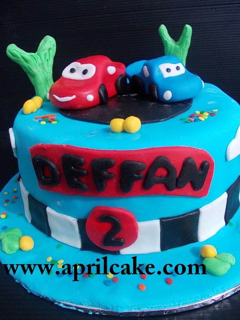Cars cake Deffan