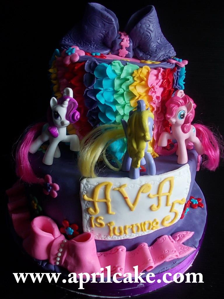 Little Pony Cake Ava