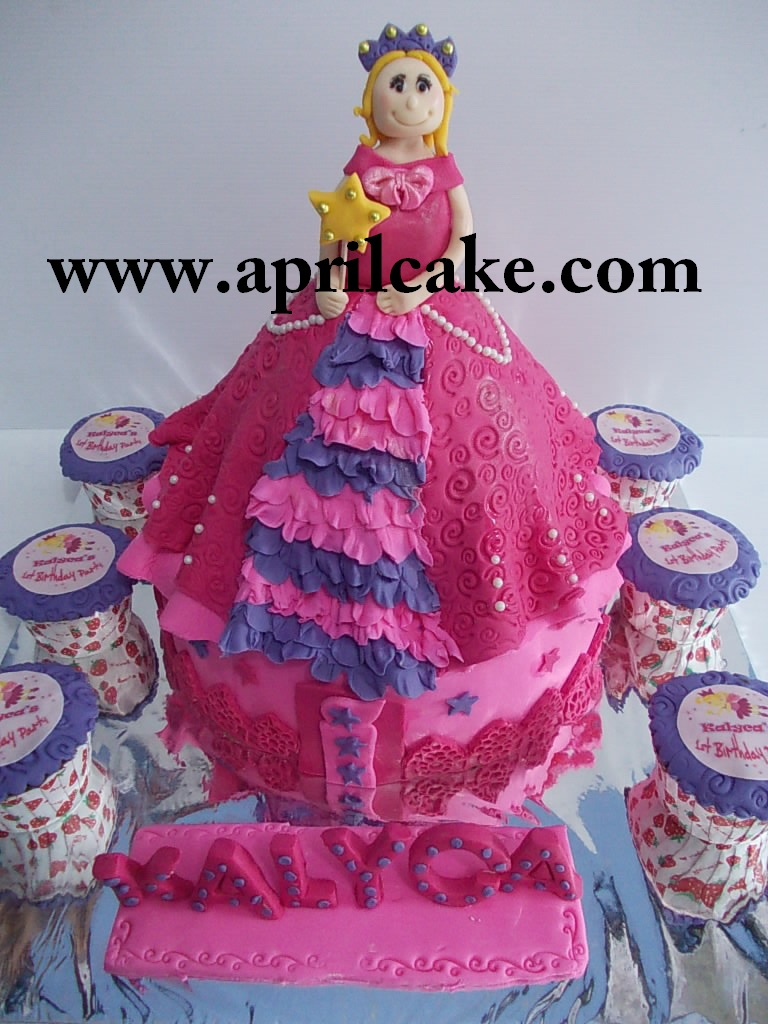 Barbie Cake Kalyca