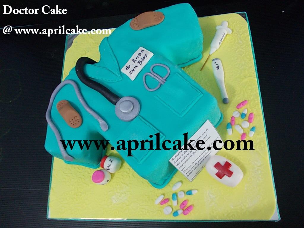 Doctor Cake Anas