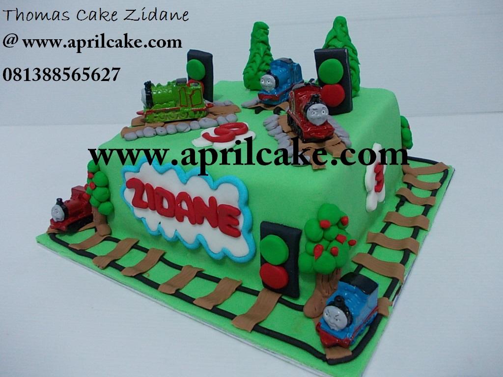 Thomas Cake Zidane