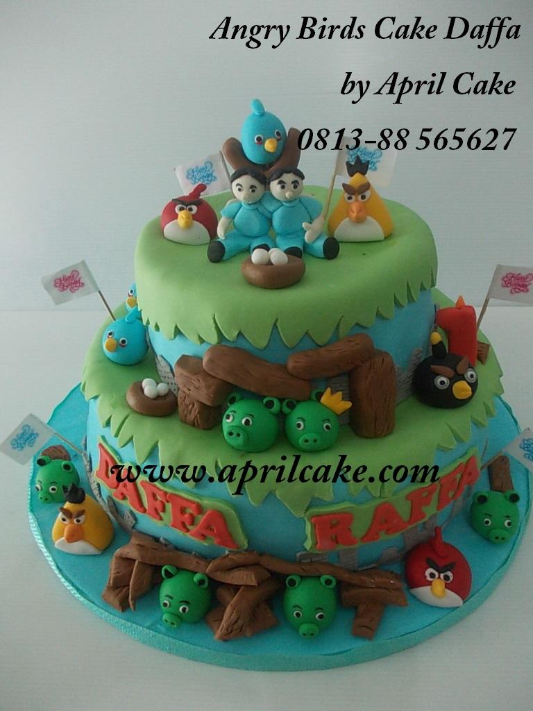 Angry Birds Daffa