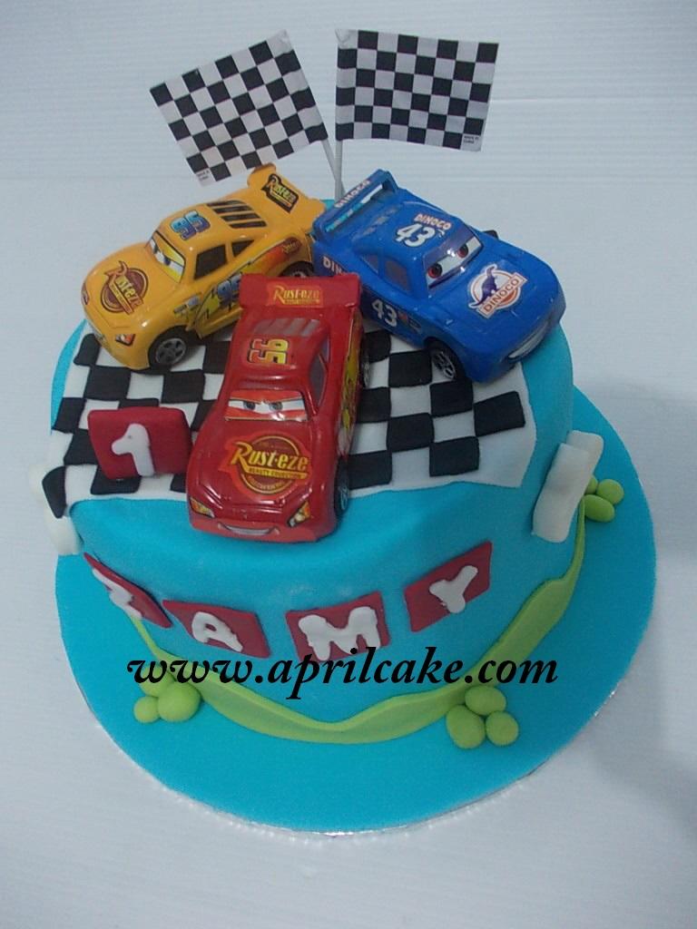 Cars Cake Zamy
