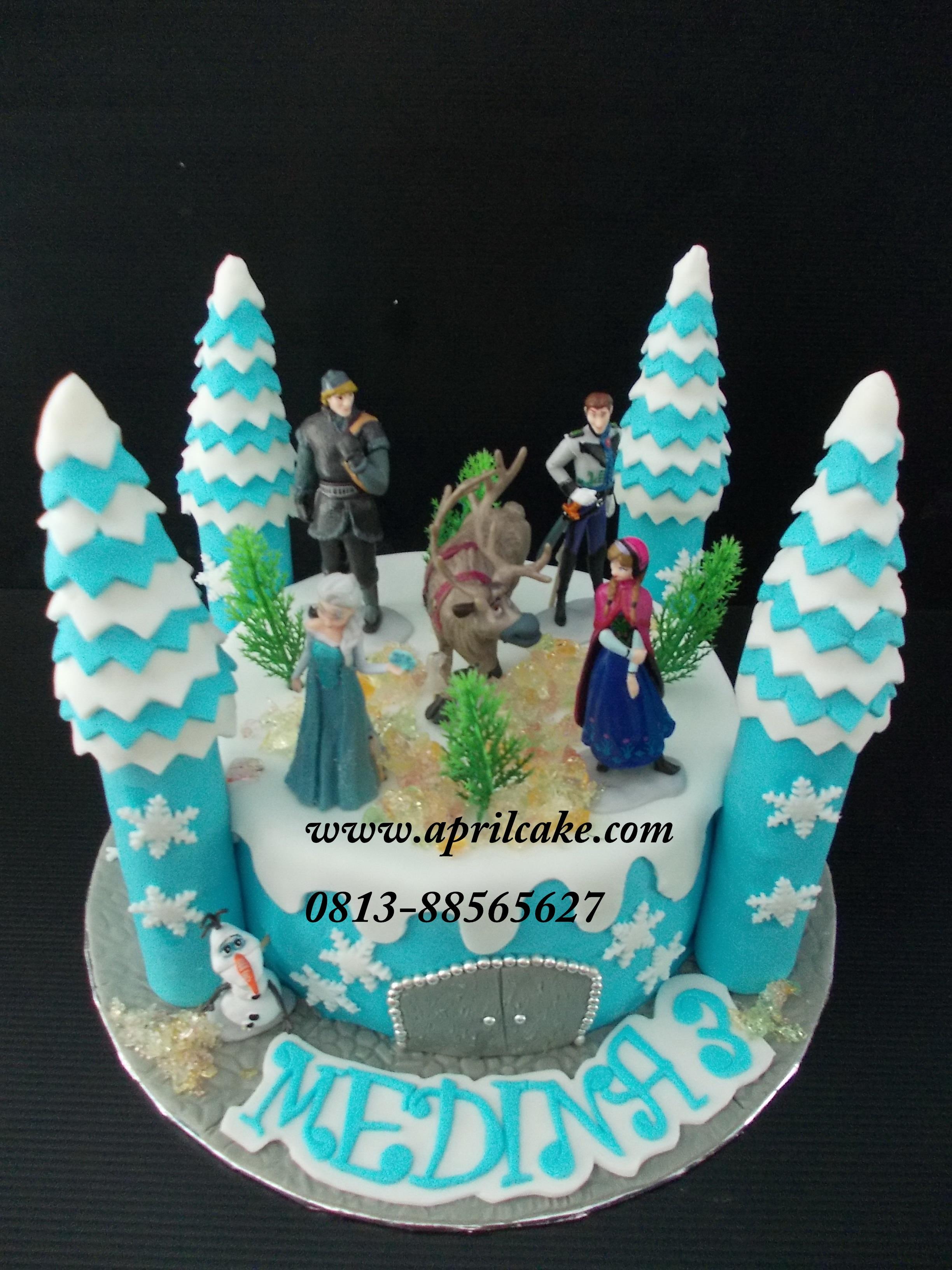 Frozen Cake Medina