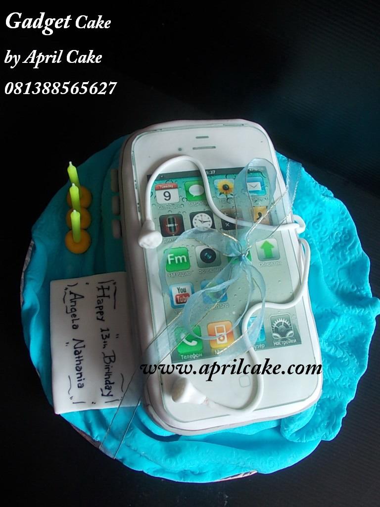 Gadget Cake Angela