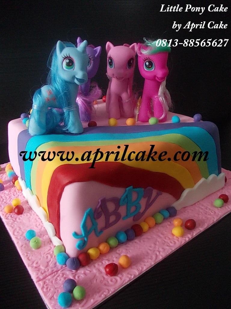 Little Pony Cake Abby