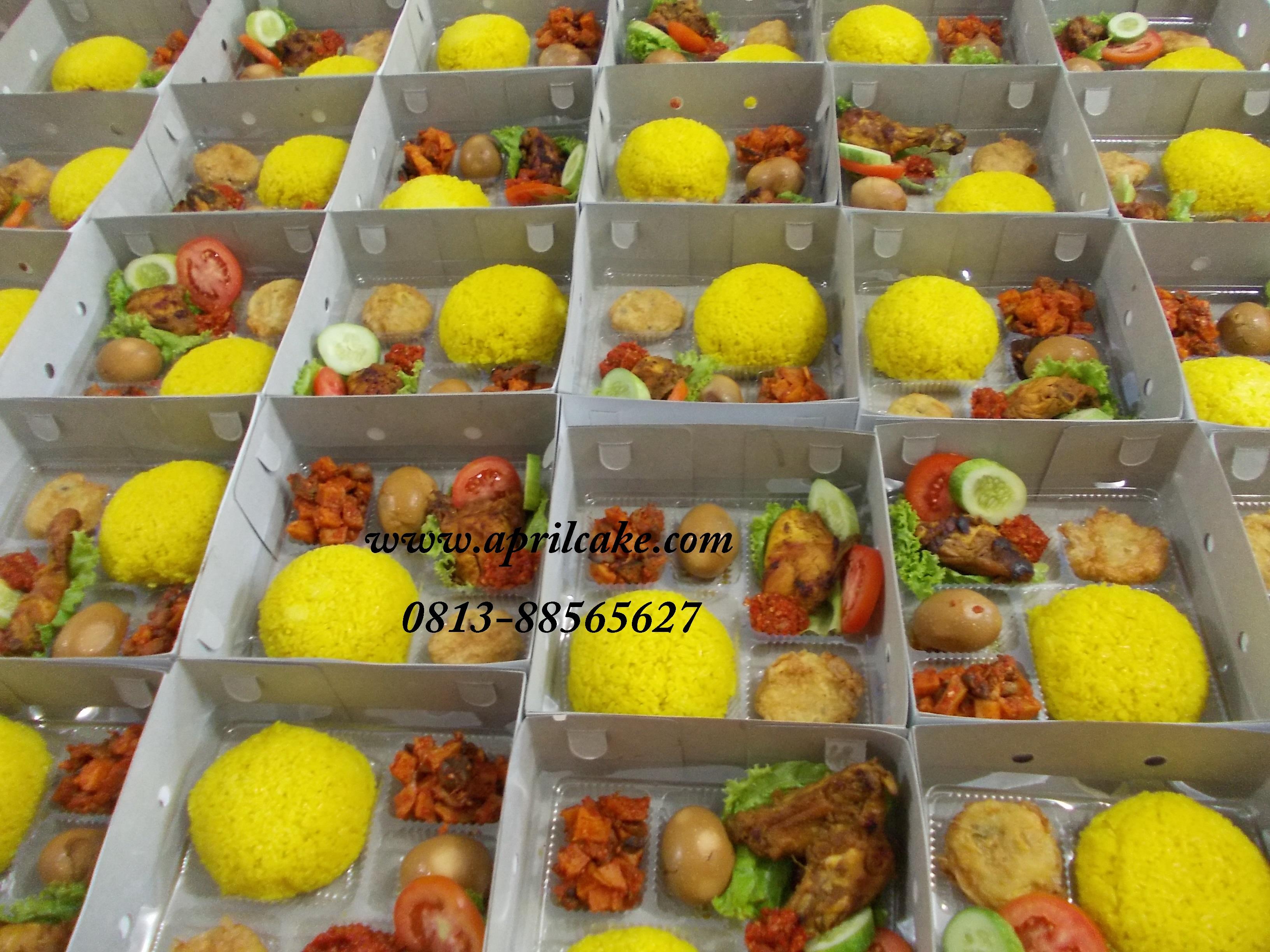 Nasi Kotak Herni