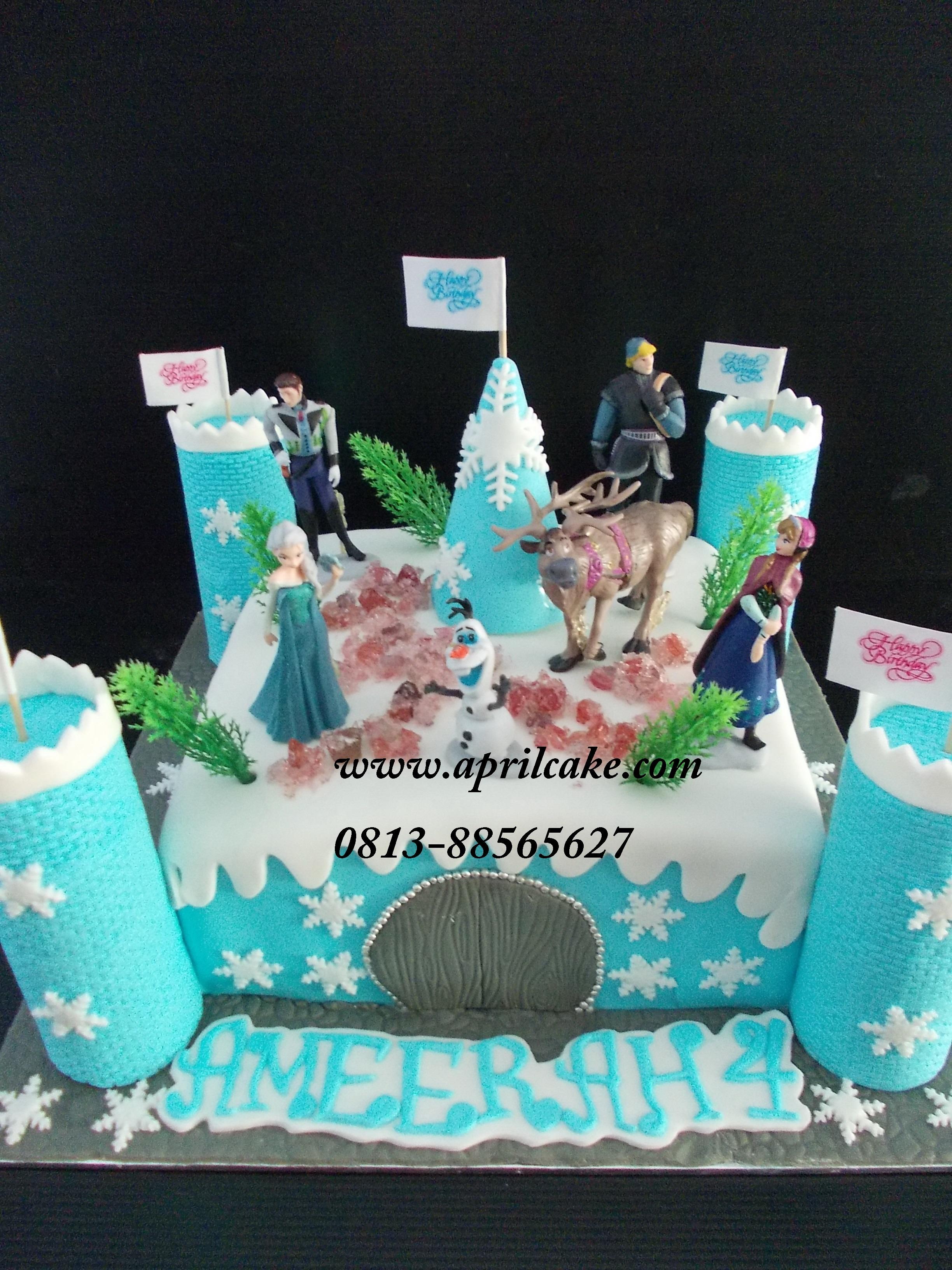 Frozen Cake Ameerah