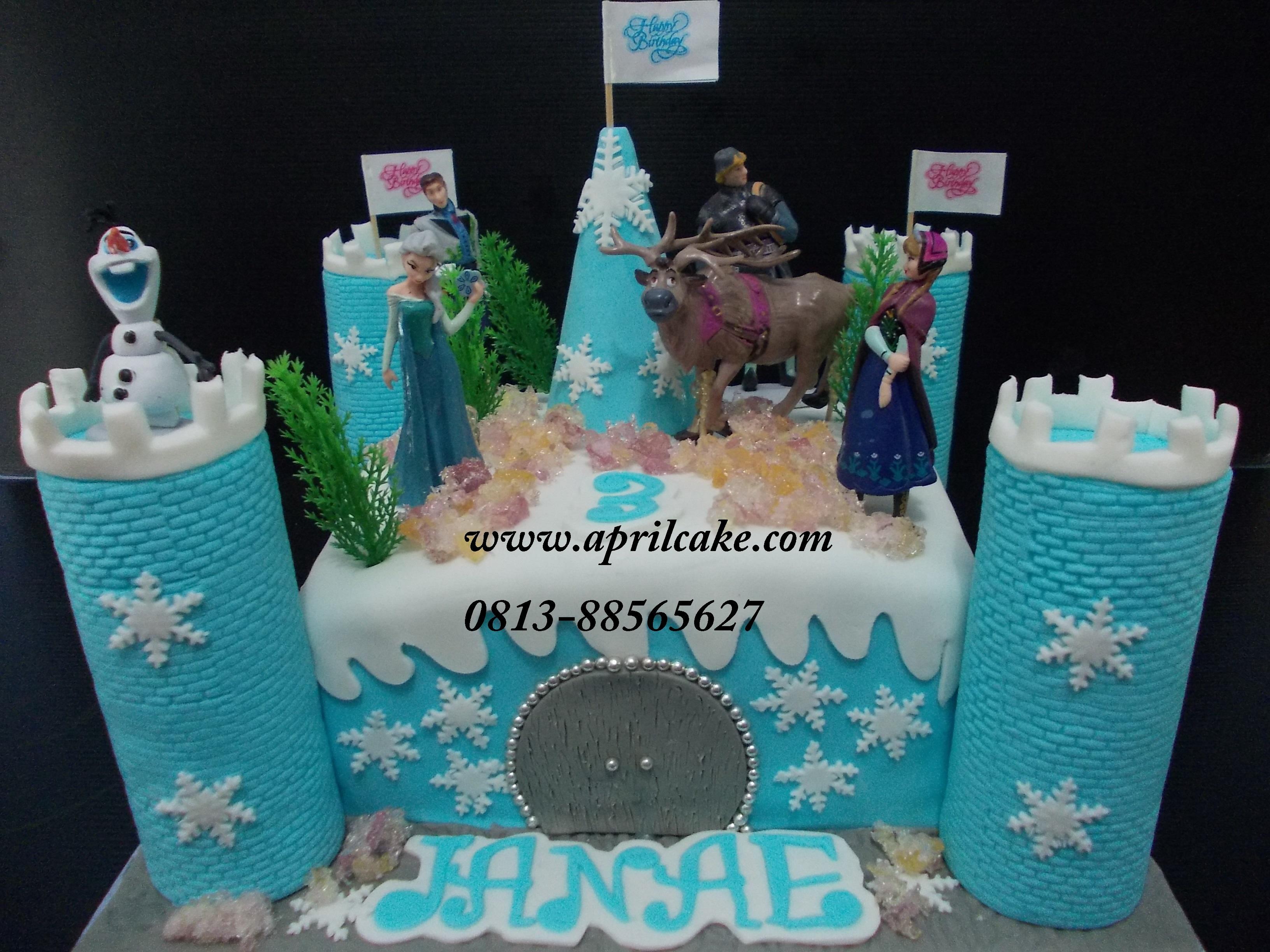 Frozen Cake Janae