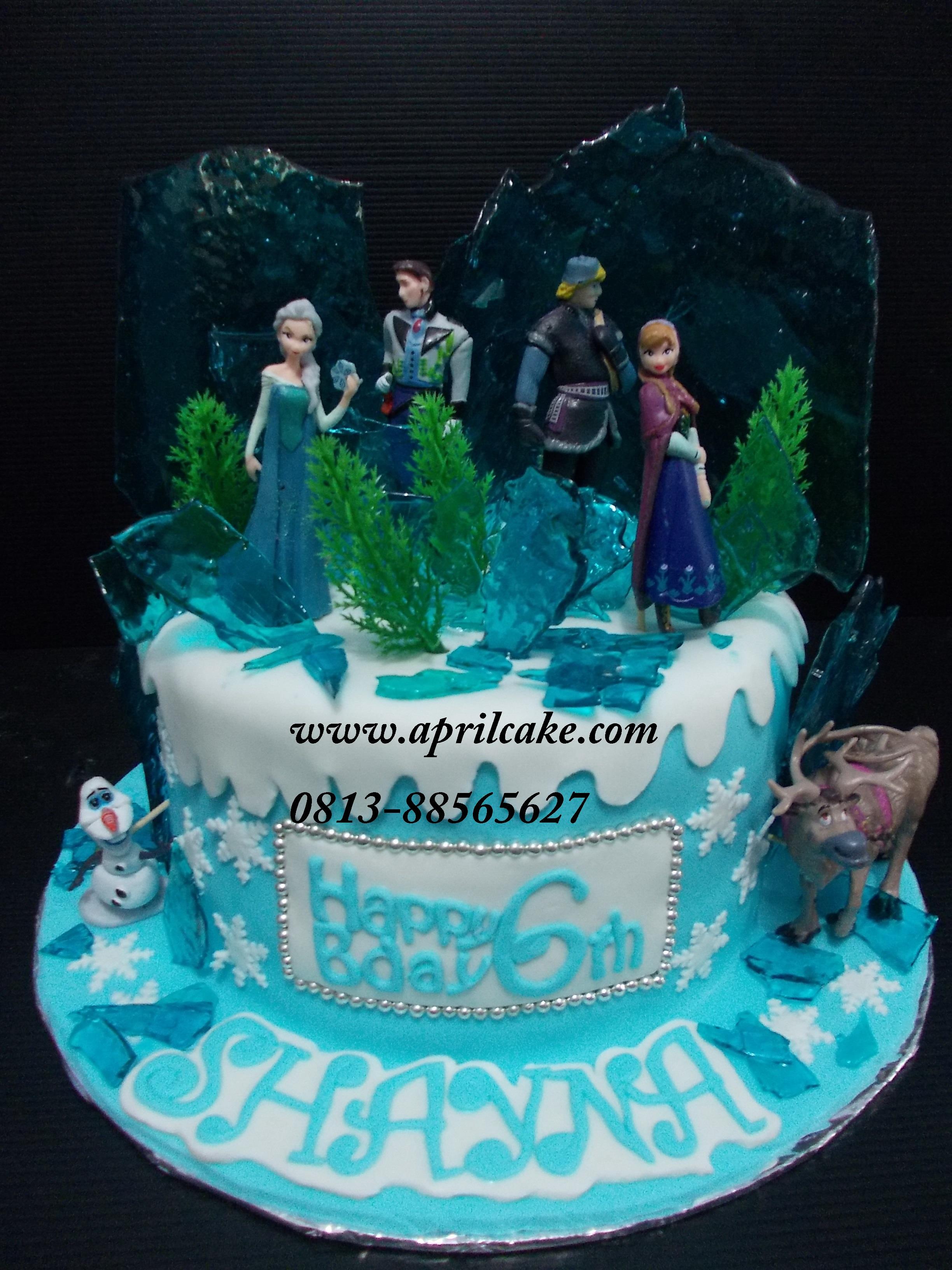 Frozen Cake Shayna