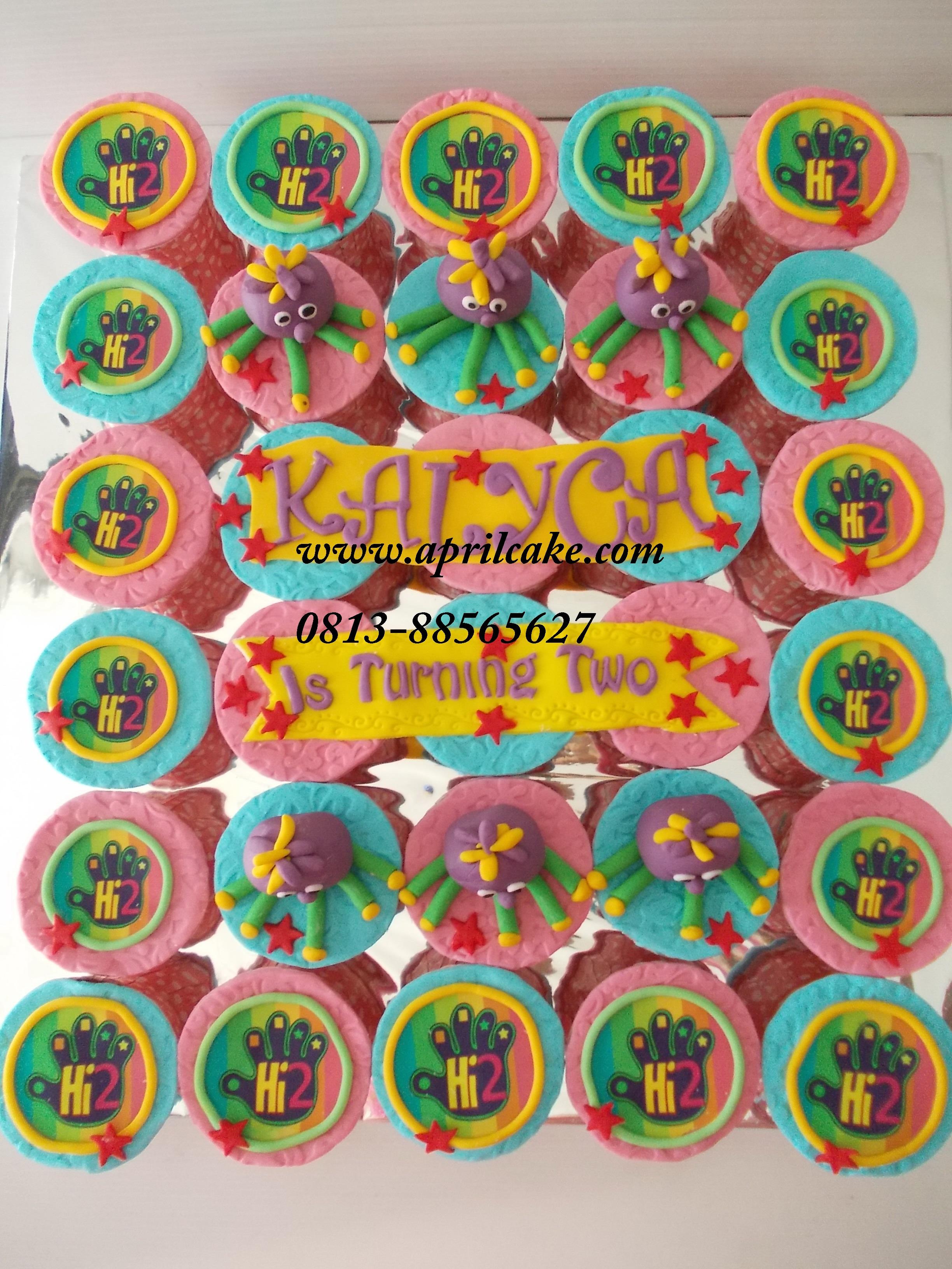 Cupcake Hi5 Kalyca