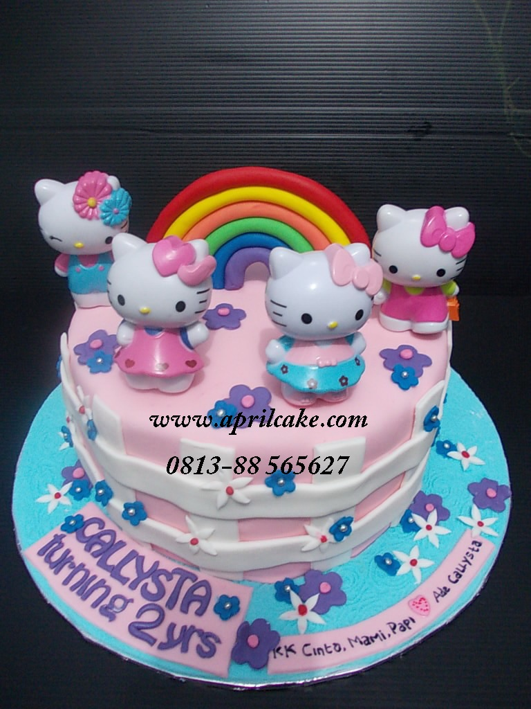 Hello Kitty Cake Callysta
