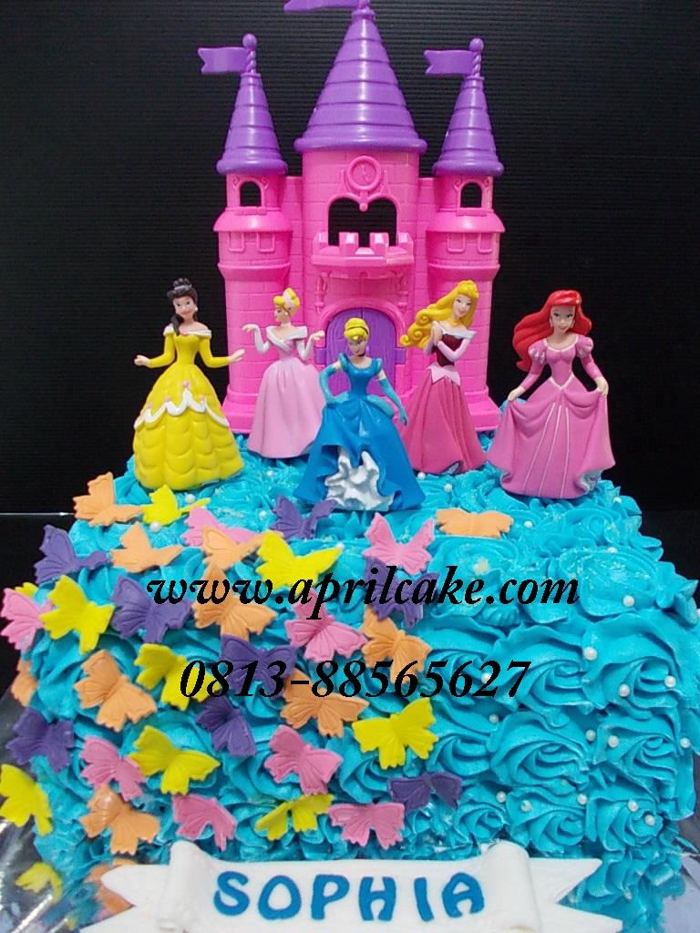 Cinderella Cake Sophia