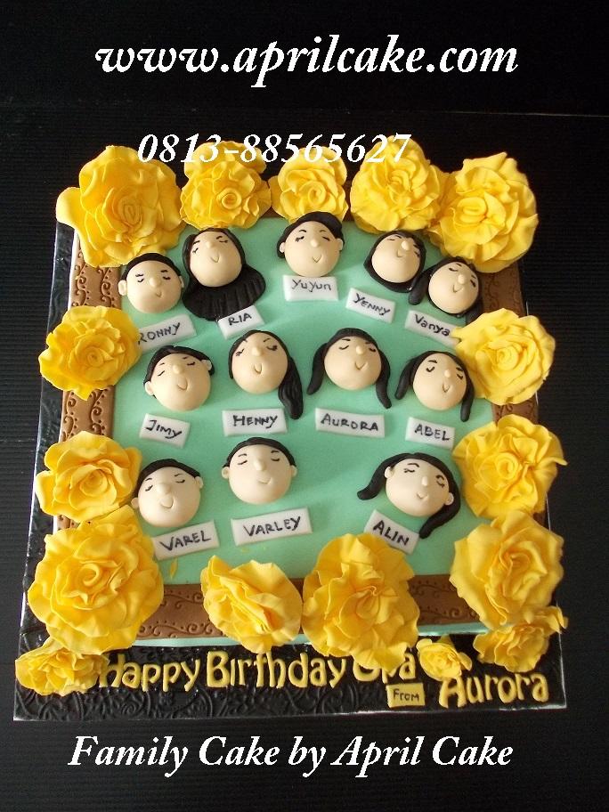 Family Cake Mimi