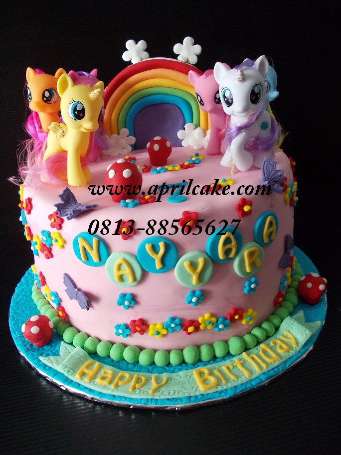 Little Pony Cake Nayyara