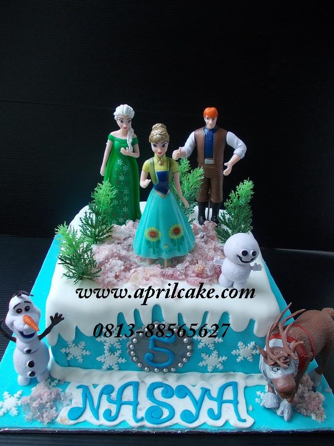 Frozen Cake Nasya