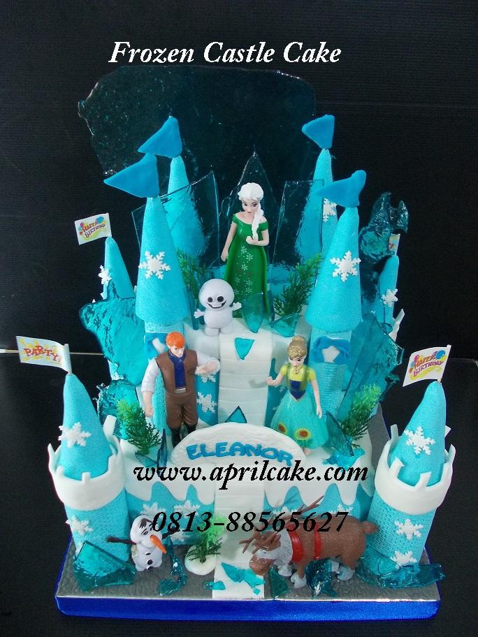 Frozen Cake Eleanor