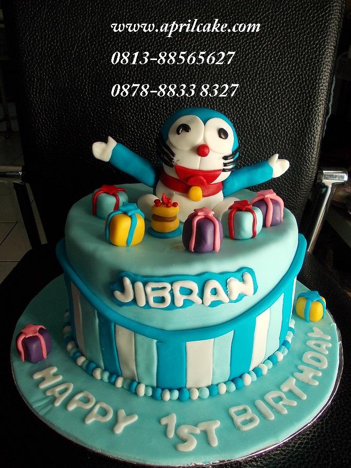 Doraemon Cake Jibran