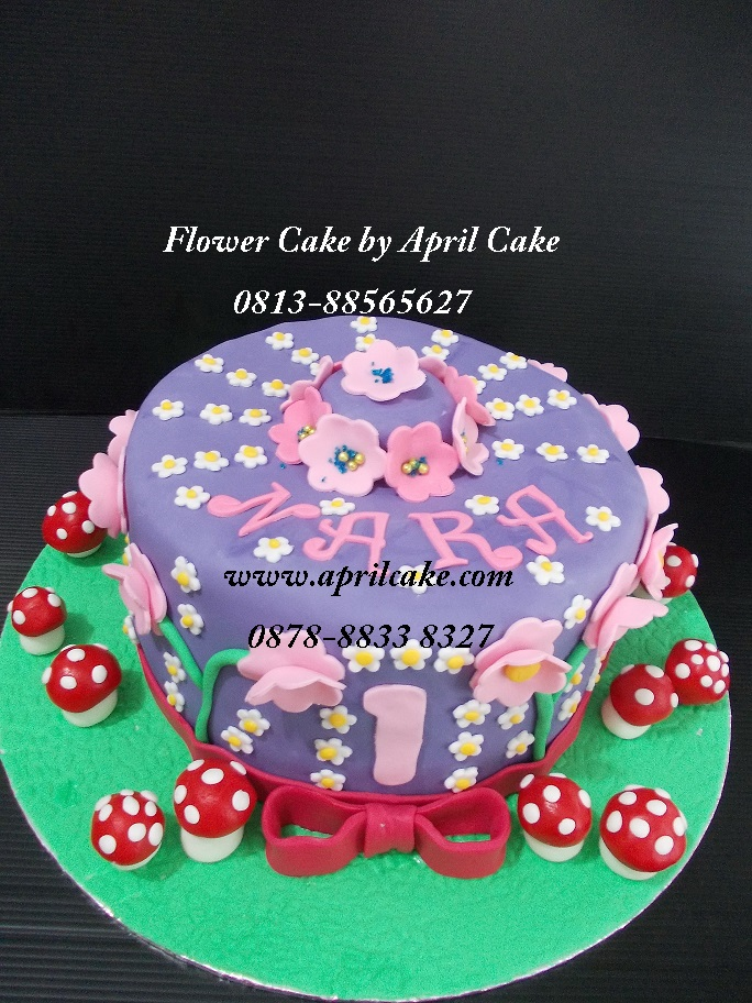 Flower Cake Nara