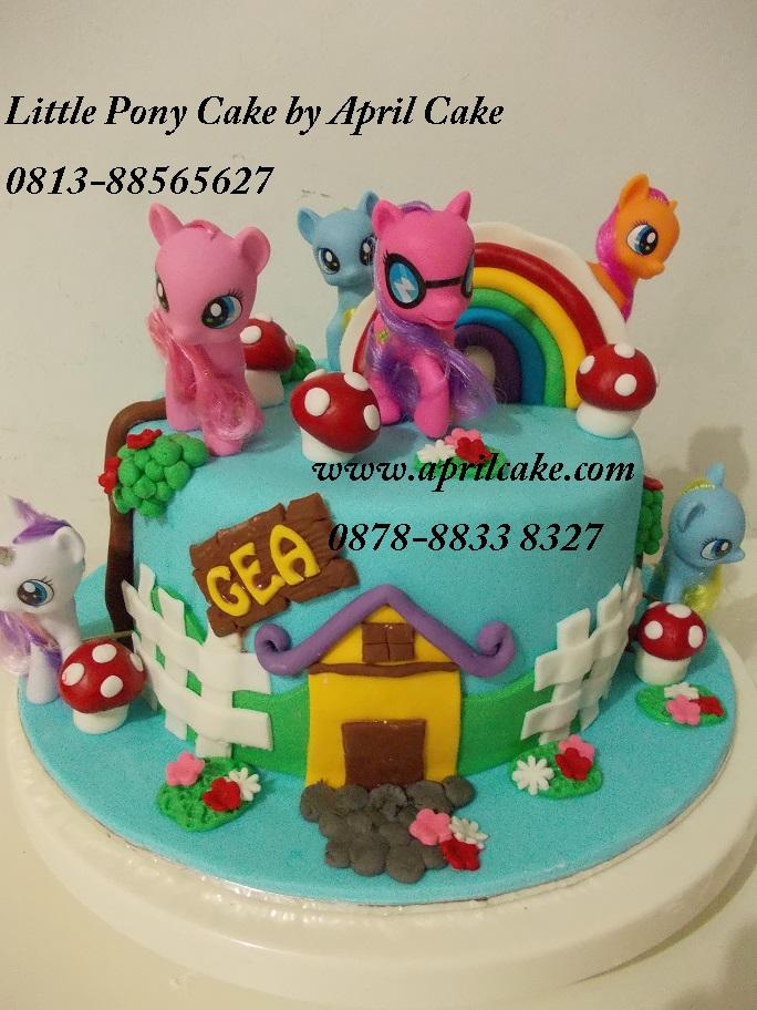 Little Pony Cake Gea