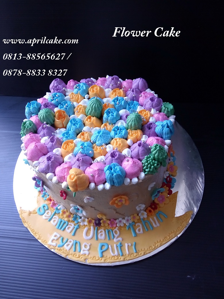 Flower Cake Ayu
