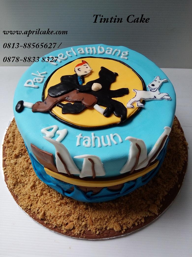 Tintin Cake Yuli