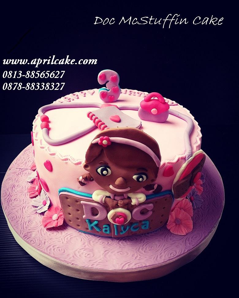 DocMcstuffin Cake Kalyca