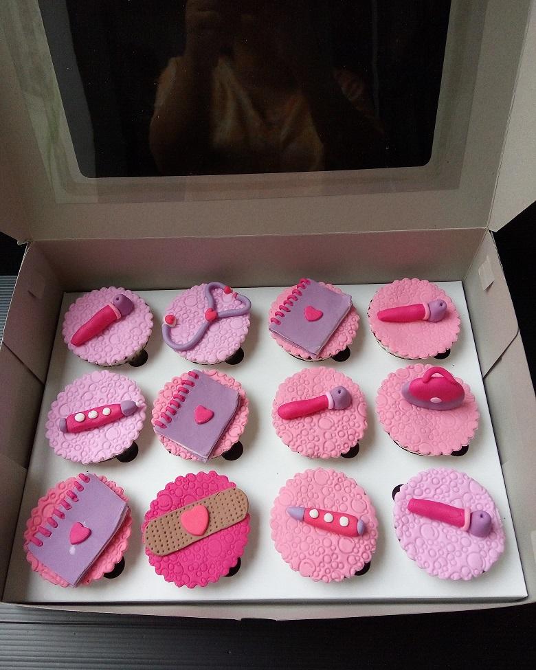 DocMcstuffin cupcake2