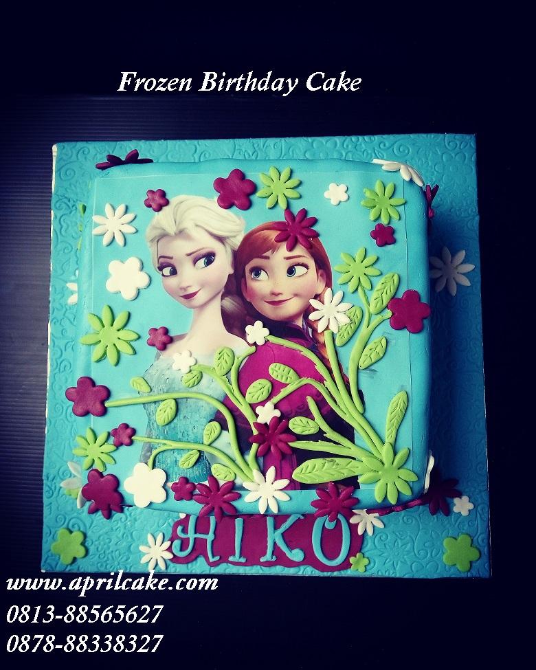 Frozen Cake Aiko