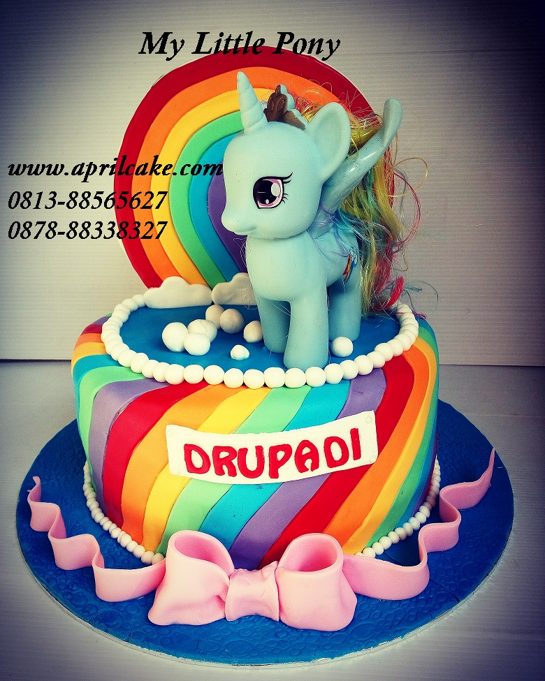 Little Pony Drupadi
