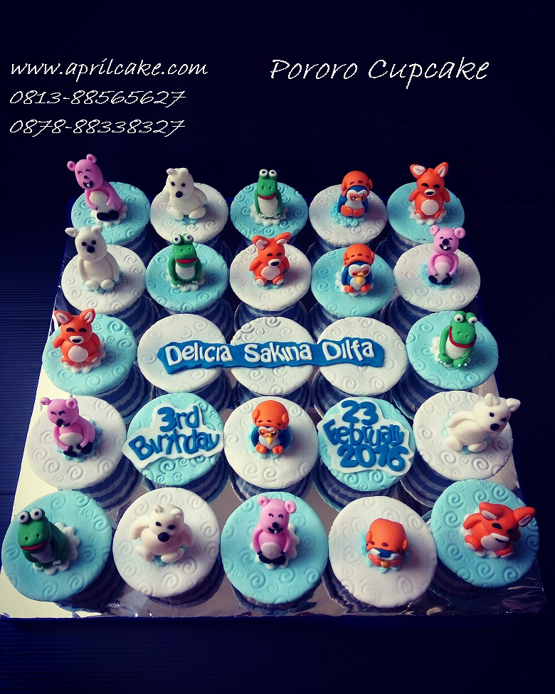 Pororo Cupcake Nia