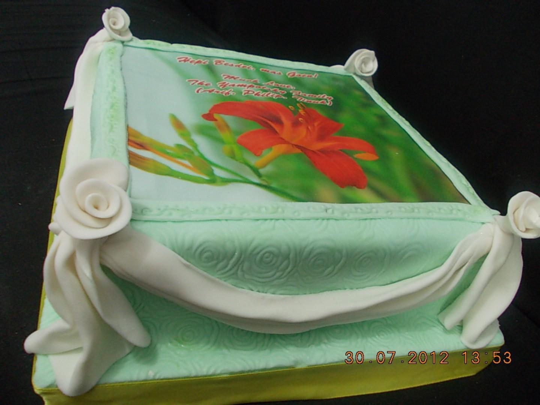 green – April Cake